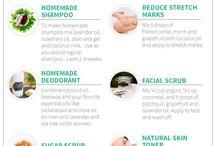health & essential oils