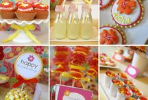 Hawaiian Birthday Party - Jordan? / by Nicole MTDLBlog