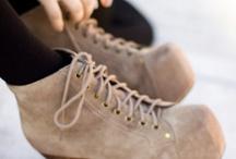 Shoes / by Caroline Messina