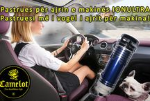 Ionizues për makinën Ionultra Clean / Ionizues për makinën Ionultra Clean