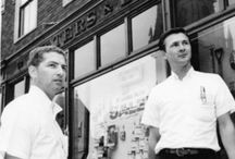 W&B History / Waters & Brown was founded as a hardware store in Salem, Massachusetts by Henry A. Waters and J. Clarke Brown in 1895. Here's a look at our history as a small business.