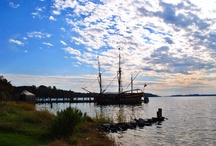Digs The Waterfront / Head down to the waterfront where the Maryland Dove, a replica square-rigged ship is docked and ready for visitors! Listen to the crew tell tales of the tobacco trade and immigration. See the cargo hold and the officers' quarters!