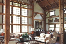 Converted Barn Homes / by Brooke Waldron