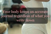 Body love / Your body can do anything, it's your mind that gets in the way.  / by Tish Haridass