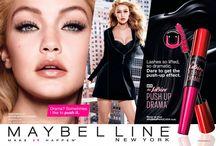 Beauty prosjektet 2016/2017 / Maybelline