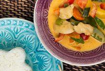 asiatische Küche // asian food