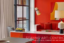 Staying Art-Centric / New York City Hotel Combines Art and Design...  Read More At:  http://designlifenetwork.com/staying-art-centric/  #Thewilliamhotel #TheWilliam #NYHotels #NewYorkHotels