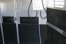 Horse Truck fitout