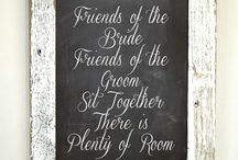 Wedding ideas / by Tiffany Reid