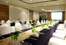 KEE Conference / The multi-function KEE Grand Hall and separate foyer is ideal for meetings, conferences and banquets of any size up to 180 guests with a total floor space of 200sqm, which can be divided into individual rooms with moveable soundproof partitioning. Boasting some of the best conference facilities in Patong, the KEE Conference & Banquet rooms is well equipped for any kind of event with a full range of audio visual equipment.