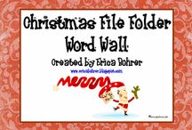 School Stuff - Christmas / by Sheree Martin