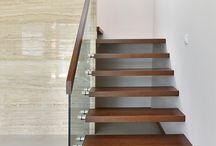 Schody wspornikowe / Stairs / Treppe