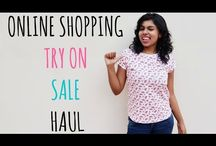 Try on Hauls, Online Shopping, Street Style & Street Fashion