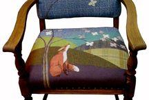 Fotelek, székek (Armchairs & chairs)