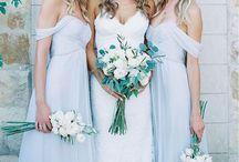 Bridesmaids | Inspiration / Bridesmaids | Wedding | Bridesmaid Dresses | Bridesmaid Gifts | Bridesmaid Gowns | Bridesmaid Ideas | Maid of Honor Dress