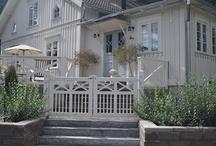 Framsida huset