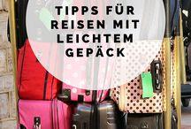 Reise Capsule Wardrobes / Ideen für Reise Capsule Wardrobes und Packing Tipps