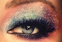 Eyeshadow / Beautiful and Crazy Eye Looks / by Gen McKay