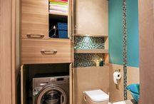 Baños y lavabos