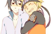 SasuNaru / In other words, Sasuke x Naruto, a bit of boys love