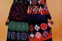 vintage fashion / by Hilary Wagstaff