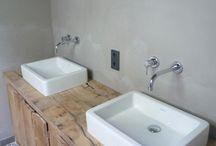 Keukens, sanitair