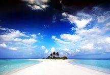 Dreamy vacation spots / by Rebecca Belich