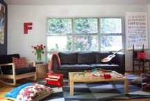 Comfy Family & Gathering Spaces