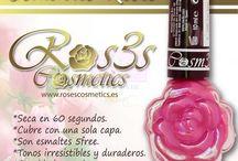 Dark Pink Rose de Ros3s Cosmetics