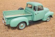 Trucks and cars ❤️
