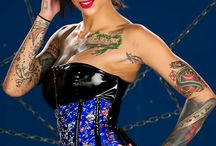 Bonnie Rotten / American Pornstar & Adult Model