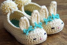 Bunnies slippers