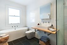 Bathroom/laundry