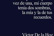 Poesias  / Victor de la hoz <3 / by Maiira Lopez