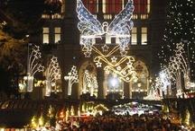 German Holiday Markets (Christkindlmarkts)