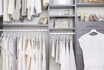 Closets... Cause I don't have anything to wear / by Alexis D'Epagnier