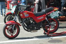 """Honda FT500 Ascot Gallery / The FT500 """"thumper"""" is fierce and under-rated.  Destined to be a future classic!"""