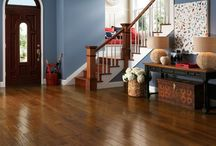 Foyer & Hallway Inspiration / Make the first impression of your home a lasting one with a personality-filled entryway.