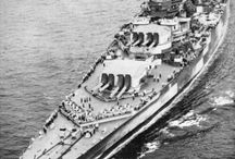 Pre-Dreadnoughts & Dreadnoughts of other Navy's to WW2