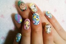 Snoopy Nails / by Snoopy