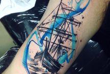 Futuras tatuagens