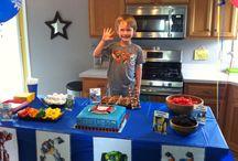 Garrett Turns 5!!