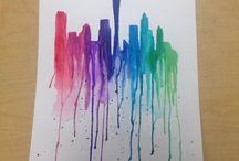 school art projects