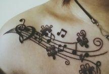 Autism Tattoos