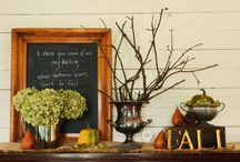 Autumn harvest / Anything & everything fall related  / by Vintage Minded Maven