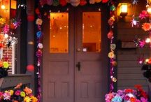 Day of the Dead /Dia de los Muertos/All Soul's Day / Celebration ideas / by REinvented style