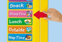 Early intervention teaching tools