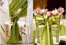 Chair covers & decorations
