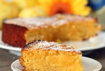 Cakes, lemon