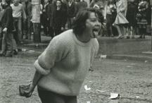 París,protestas Mayo 1968